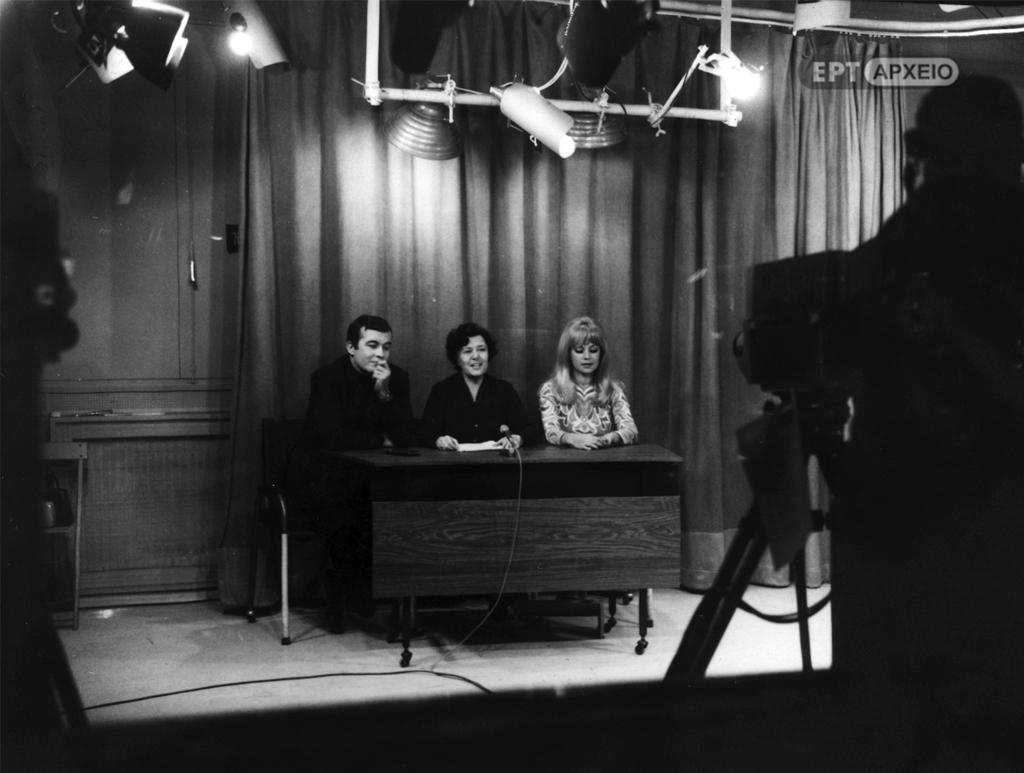 ΣΥΝΕΝΤΕΥΞΗ ΣΤΗ ΜΑΜΑΚΗ ΒΟΥΓΙΟΥΚΛΑΚΗ-ΠΑΠΑΜΙΧΑΗΛ ΙΑΝΟΥΑΡΙΟΣ 1968
